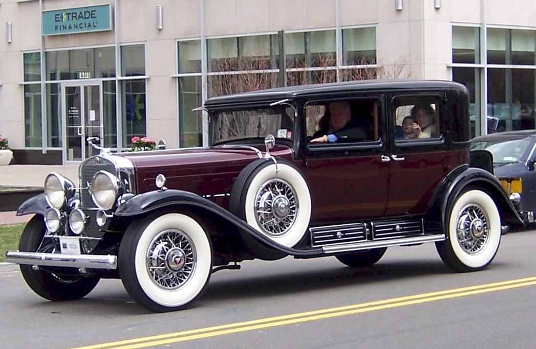 1931 cadillac v16