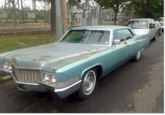 1969 Cadillac for sale