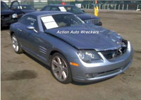 2005 Chrysler Crossfire for parts
