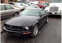 2005 Ford Mustang for parts