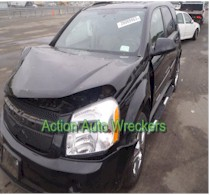 2009 Chevrolet Euqinox with 43,724 miles for parts