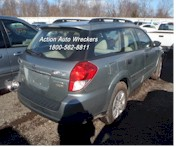 2009 Subaru Legacy Outback for parts